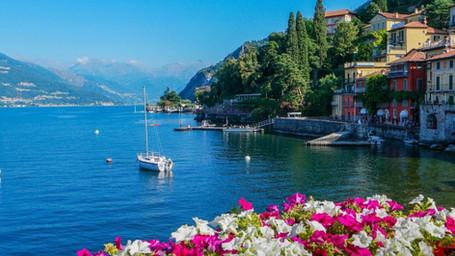 Ville Storiche sul Lago di Como, Bellagio, Varenna