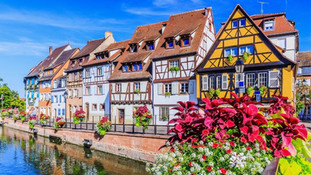 Strasburgo, Colmar e la Strada dei Vini Alsaziani 3 giorni