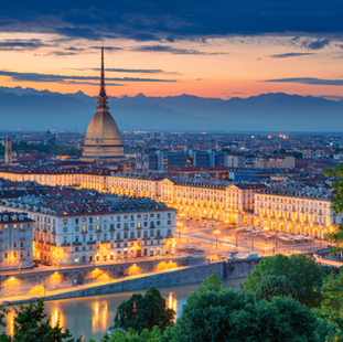 Torino, Reggia di Venaria, Novara 2 giorni