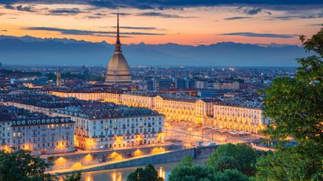 Torino, Reggia di Venaria e Novara
