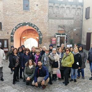 Urbino, Gradara, Candelara
