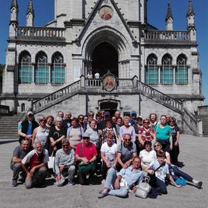 Lourdes, Santuario Notre Dame La Salette, Arenzano