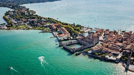 Lago di Garda: Il Vittoriale degli Italiani e Sirmione