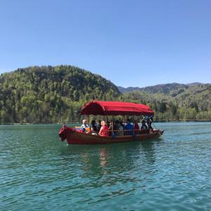 Slovenia, Grotte di Postumia, Lubiana, Lago di Bled e Croazia