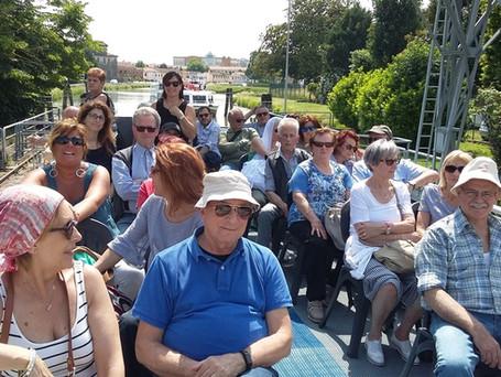 Ville Venete, Navigazione sul Brenta, Padova