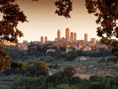 Il Chianti e le Terre di Siena