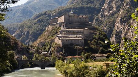 I Castelli della Valle D'Aosta e il Parco del Gran Paradiso