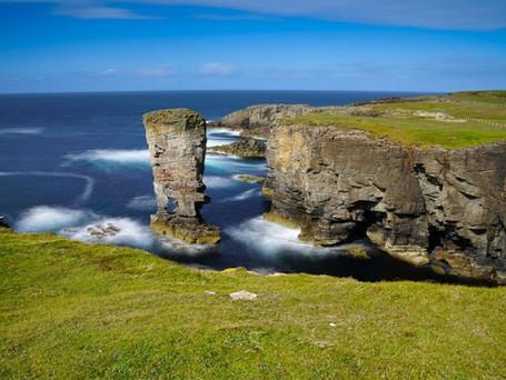 Isole Orcadi e Gran Tour della Scozia 9 giorni in aereo