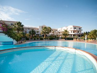 Oasiclub Hotel, Vieste, Gargano, Puglia
