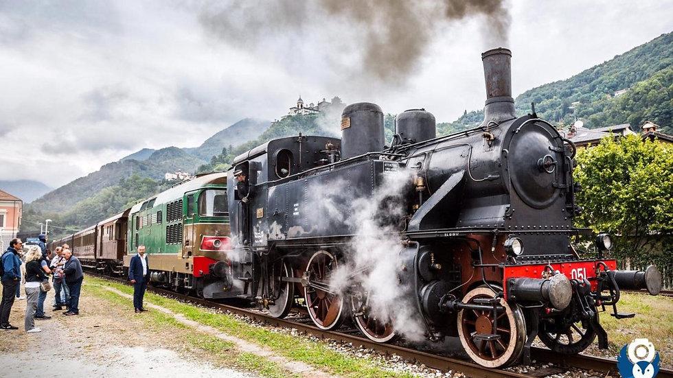 Treno Storico di Varallo e Sacro Monte