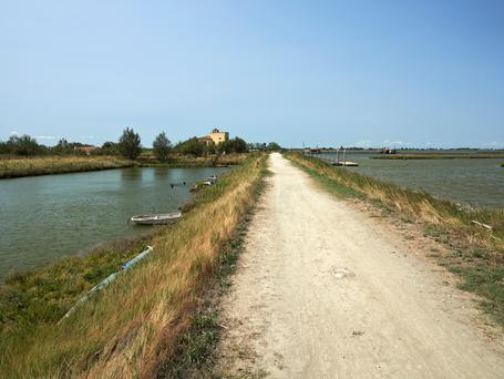 Le Saline di Comacchio e la Navigazione