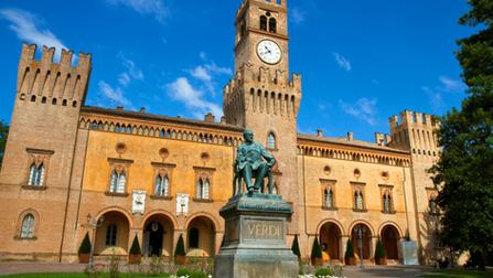 Parma e Museo Giuseppe Verdi