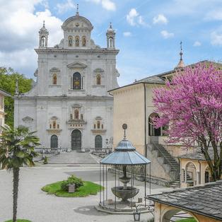 Santuario del Sacro Monte di Varallo e Arona