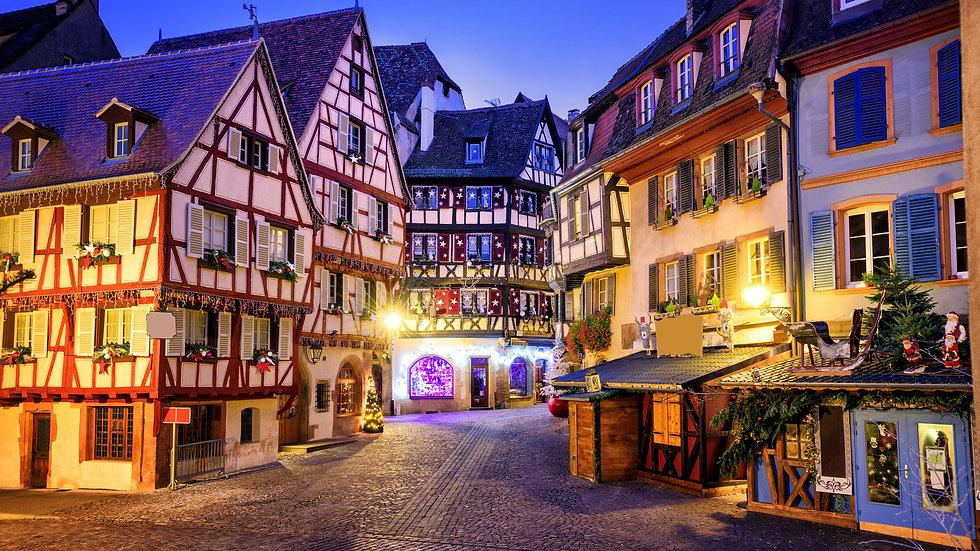 Strasburgo e Colmar - 2 giorni dal 30/11, 07/12 e 14/12