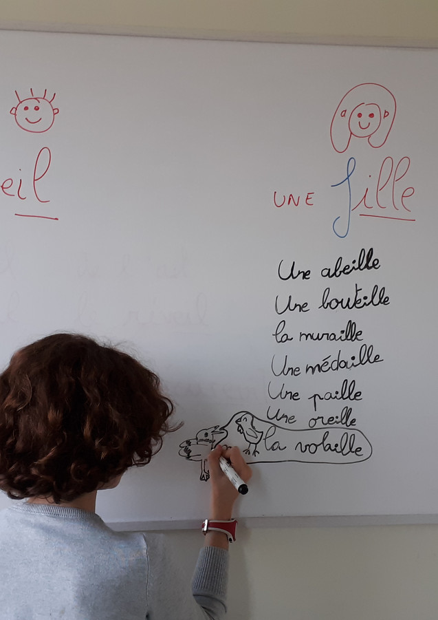 Writing French