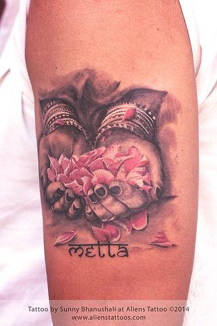 Gratitude Tattoo