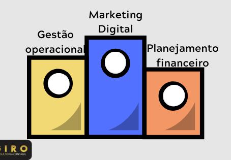 3 Principais pilares de uma empresa de sucesso