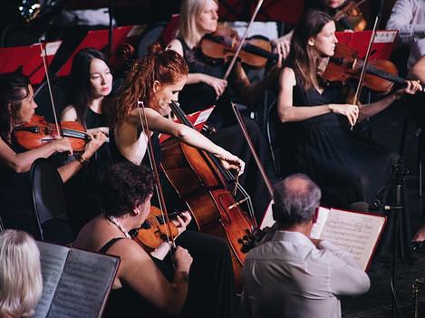 Гастроли Петербургского оркестра в Сочи