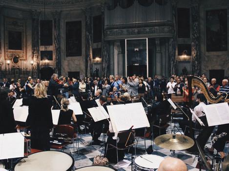 Гастроли оркестра