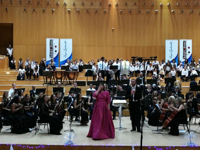 30 ноября совместный концерт П.Петренко