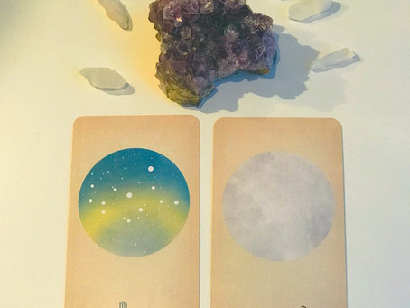 The Full Moon in Virgo - Bringing such much needed closure