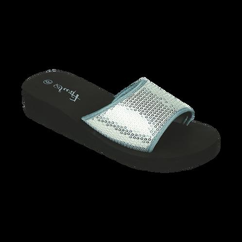 FF41W | Half Heel Glitter Slider