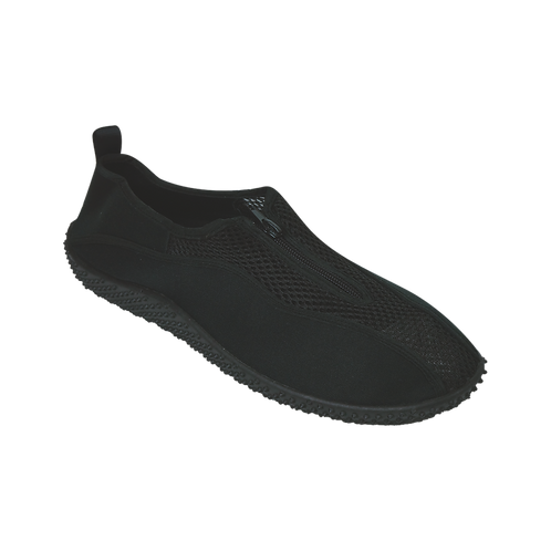 AQ08M | Zipper Fabric Aqua Socks