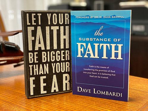 """""""The Substance of Faith"""" Book"""