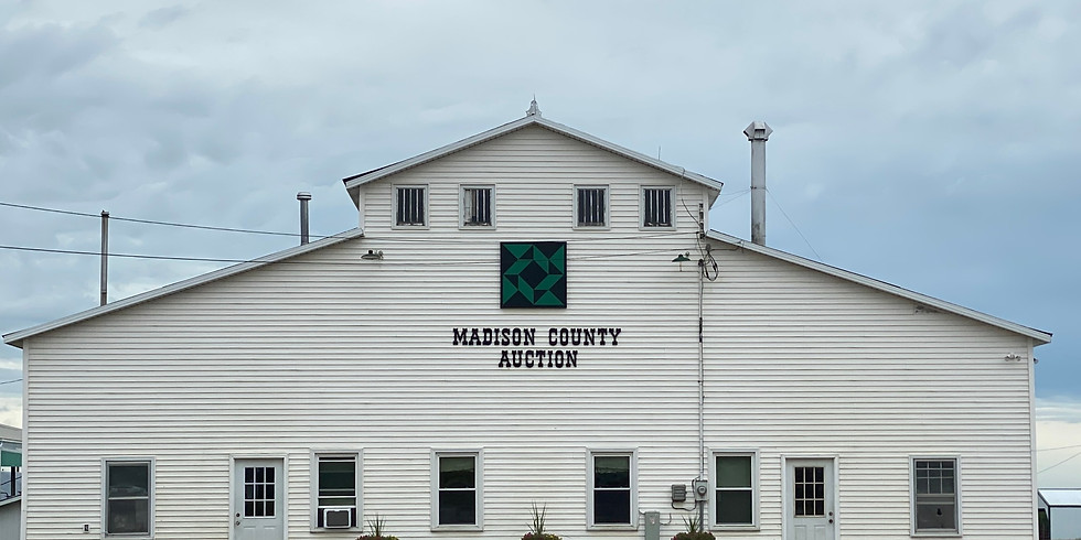 MADISON COUNTY AUCTION