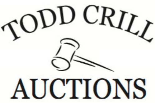 copy of Todd Crill Auctions Online Store