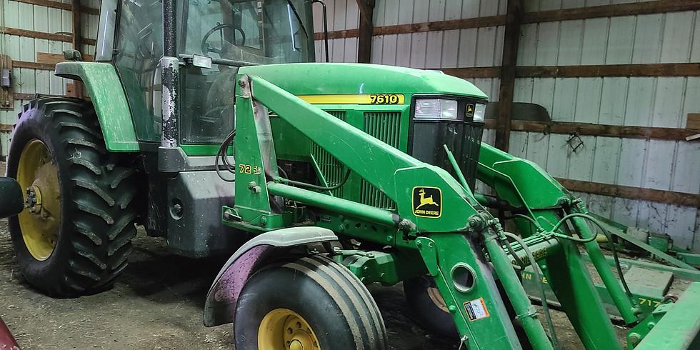 KENNY CLARK FARM EQUIPMENT AUCTION