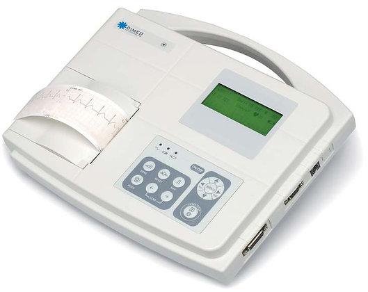 ECG monocanale PRO - DIMED