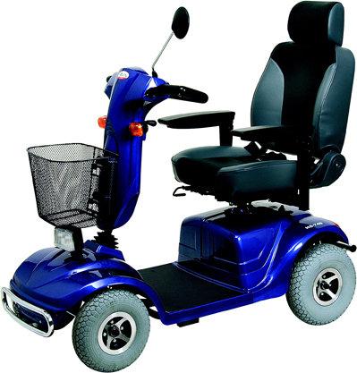Scooter elettrico 4 ruote VENTUS ARDEA