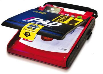 Defibrillatore AED I-PAD - CU-ER