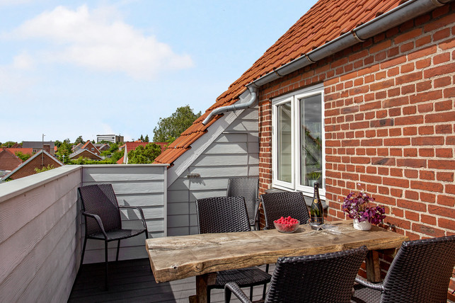 Tagterrasse Rooftop terrace