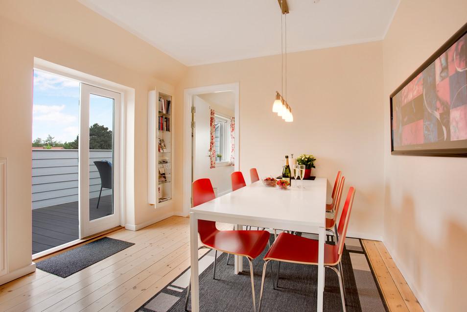 Fællesstue Living/dining room