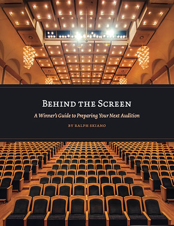 Behind the Screen  by Ralph Skiano   ISBN 9781735285726
