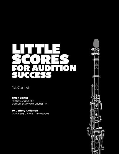 Little Scores for Audition Success by Ralph Skiano ISBN 978-1-7352857-0-2