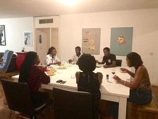 Artist Dinner with Jumoke Adeyanju
