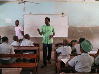Arthouse Foundation Hosts Workshop at Falamo Junior High School, Ikoyi