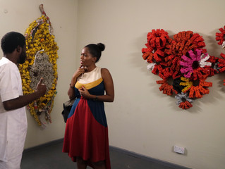 Closing Reception with Dipo Doherty and Olumide Onadipe