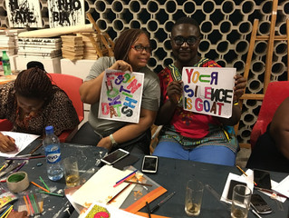 Texts & Contours: Workshop with Tyna Adebowale