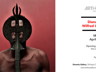 EXHIBITION | Diana Ejaita and Wilfred Ukpong | March 30-April 5, 2019