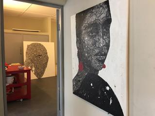 Artist Talk and Open Studios: Tyna Adebowale and Jelili Atiku