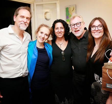 Celebrando 11 años Nordoff Robbins en Argentina. APEM