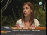 Nota en TV Pública - 2010