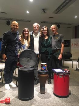 Todosmusica SA, Marcela Lichtensztejn, Marcos Ribas, Paula Macchi, John Fitzgerald