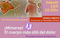 Clarissa Barcellos Machado -  Danza Movimiento Terapia en Belgrano, Tangoterapia en Belgrano