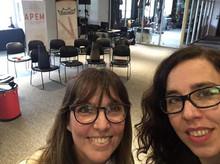 Marcela Lichtensztejn - Paula Macchi Drum Circle APEM Argentina -Remo Inc. 2019