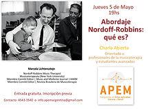 Abordaje Nordoff-Robbins Que es? Marcela Lichtensztejn en Buenos Aires, musicoterapia musico centrada en Argentina